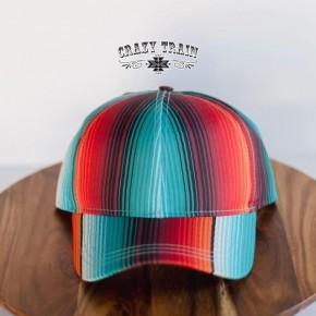 Crazy Train Copperhead Serape Cap