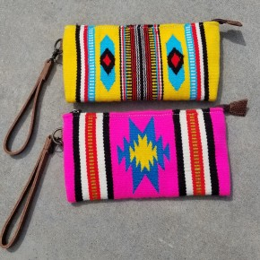AD Blanket Wristlet Wallets