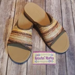 Twisted X Multi Pattern Sandal