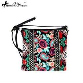 MW Embroidered Collection Crossbody