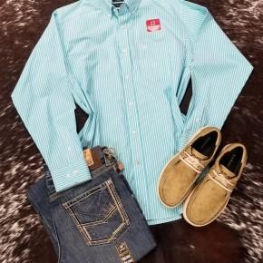 Ariat Men's Griffith Long Sleeve Shirt