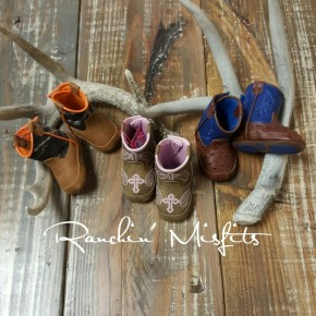 Baby Bucker Boots