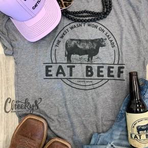 Cheekys Eat Beef *Pre-Order*