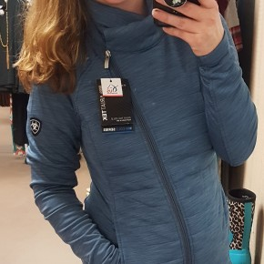 Ariat Women's  Vanquish Full Zip Jacket