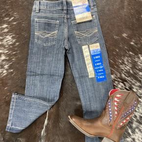 BOYS Wrangler 20X Vintage Boot Cut  Jeans