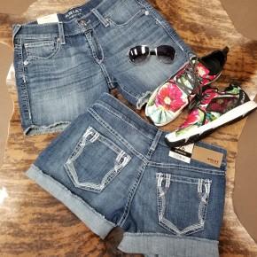 Ariat  Lonestar Boyfriend Shorts