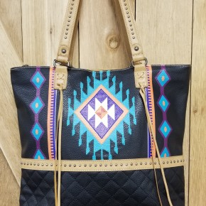 MW Aztec Collection Tote