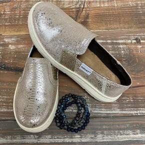 Ariat Silver Snake Print Ryder Shoe