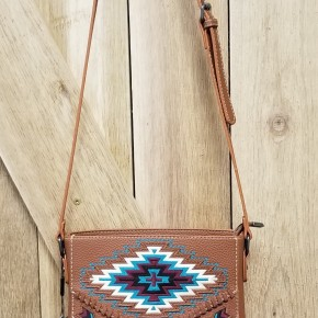 MW  Aztec Concealed Carry Crossbody