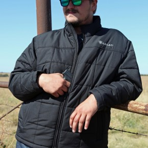 Ariat Men's Crius Insulated Conceal Carry Jacket