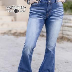 Crazy Train Trouser Jeans