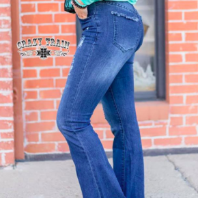 Flatter Flare Denim Jeans | 3 to 15