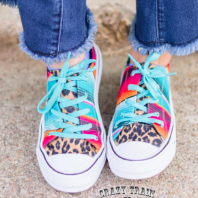 Trend Kickers | Serape and Leopard