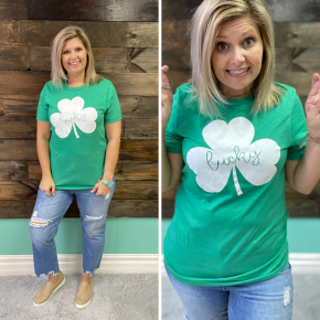 Lucky | Small to XL *Final Sale*