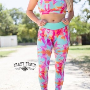 Peace, Love and Yoga Pants and Sports Bra   Small to XL *Final Sale*