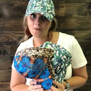 Baseball Caps   Aztec and Cactus *Final Sale*