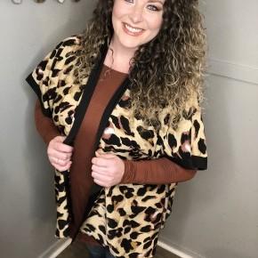Don't be a Cheetah Kimono