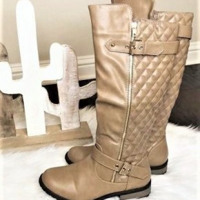 Shine All Night Boots