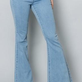 Talk To Me Bellbottom Jeans