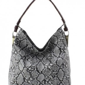 Slither Right On By Purse,Snake Print