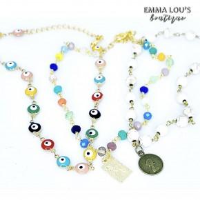 Gypsy Gem Necklace's
