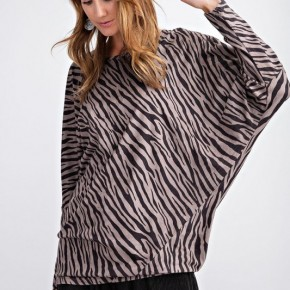 Wild Side of Things Tunic Top