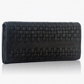 Bliss Leather Clutch