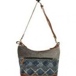 Myra Mid Town Tide Shoulder Bag