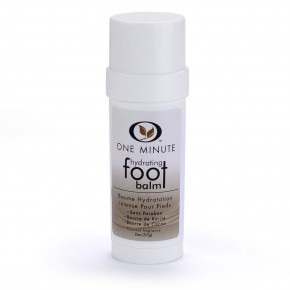 One Minute Nail Skin Care Coconut Foot Balm