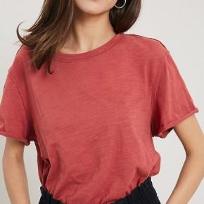 Knit Tee Shirt