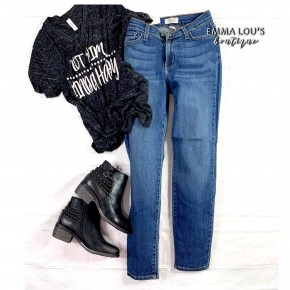 Judy Blue High Waisted Tapered Jeans