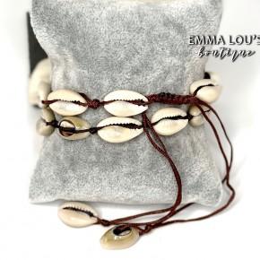 Seashell Adjustable Bracelet
