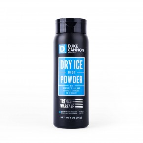 Duke Cannon Dry Ice Body Powder