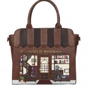 Vendula Book Shop Coffee Tote Bag