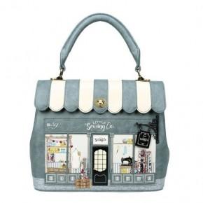 Vendula Sewing Shop Denim Blue-Grace Bag