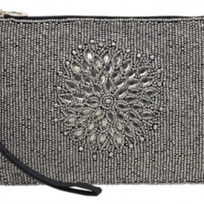 Bamboo Beaded Bag