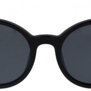 Floats Polarized Contemporary Round Frame Sunglasses