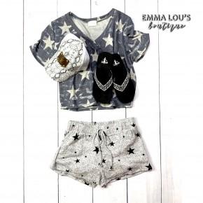 Vintage Star Shorts