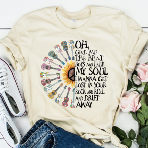 Give me the beat graphic T