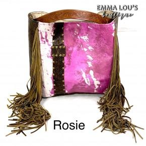 Keep It Gypsy Pink Rosie Handbag
