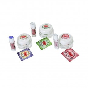One Minute Nail Skin Care Lip Care Set