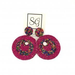 Color Me Happy Earrings