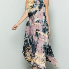 Pink Oceans Dress