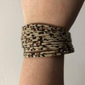 Leopard Magnetic Cuff Bracelet