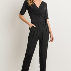 Black Boss Bia Jumpsuit