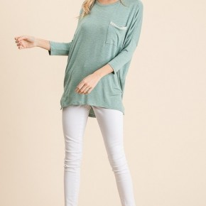 **DoorBuster**Mint Julep Top