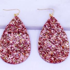 Glitter is my Favorite Color Earrings