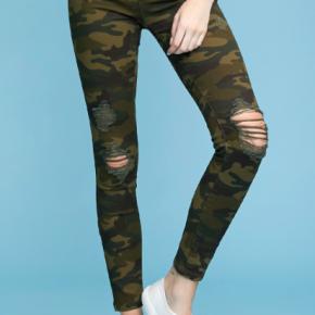 Camo Judy Blue Skinny Jeans
