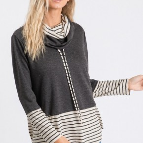 Charcoal Chill Top