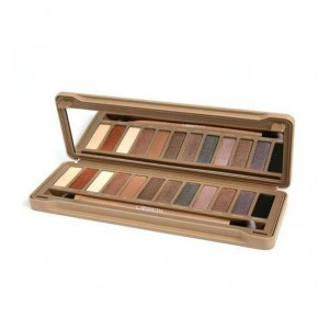 Barely Nude Eye Shadow Palette
